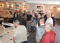 ביקור במוזיאון רפאל במכון דוד באיזור הקריות